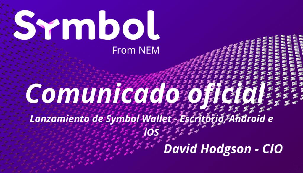 Lanzamiento de Symbol Wallet – Escritorio, Android e iOS