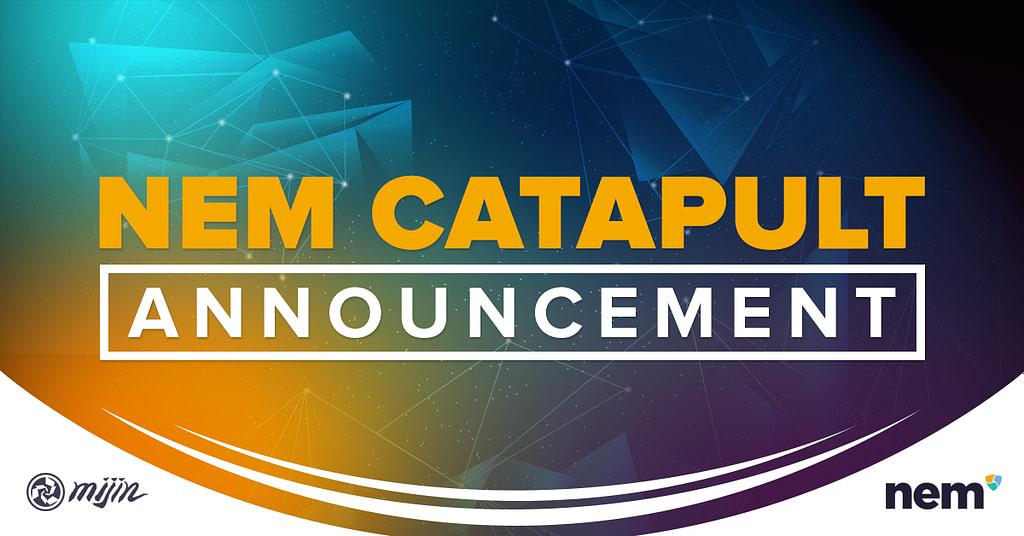 NEM-Catapult-Announcement
