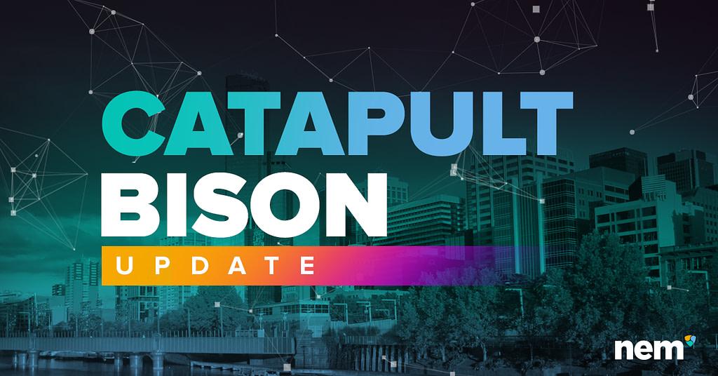 Catapult-Bison-Update