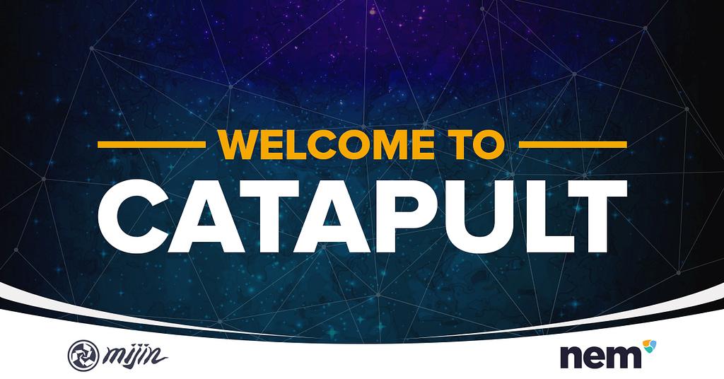 welcomecatapult