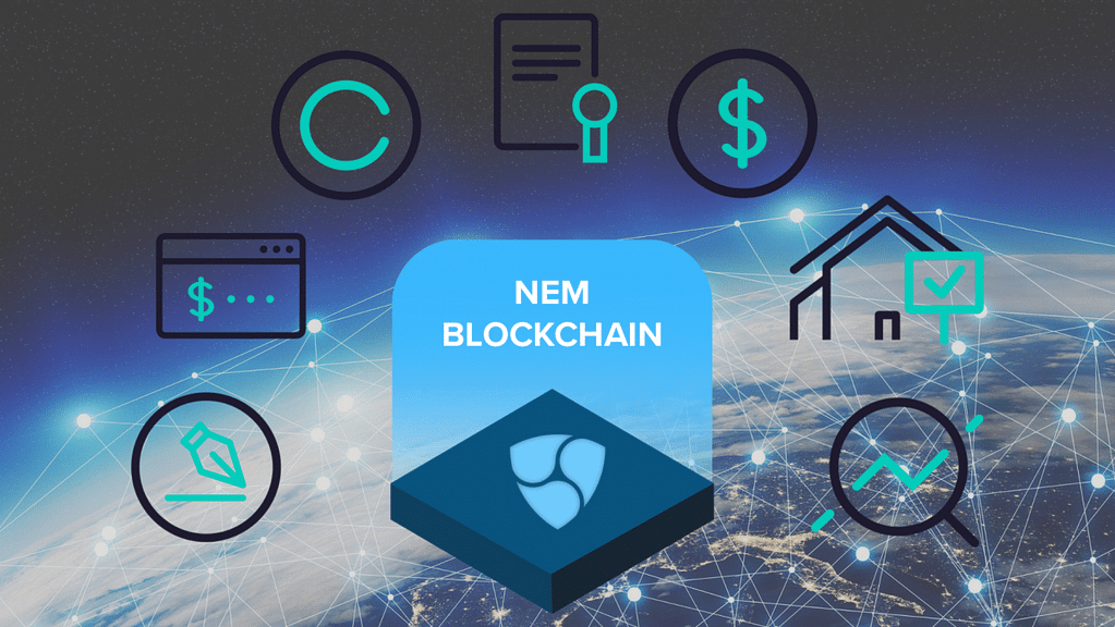 NEM-Blockchain-for-Traceability-and-Security